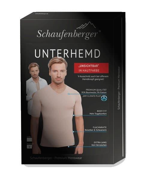 795c0917956a76 Das unsichtbare Unterhemd! Qualitäts Business Herrenunterwäsche.