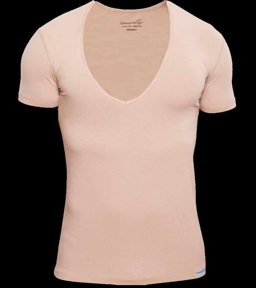 Deep Neck Unterhemd (unsichtbar)