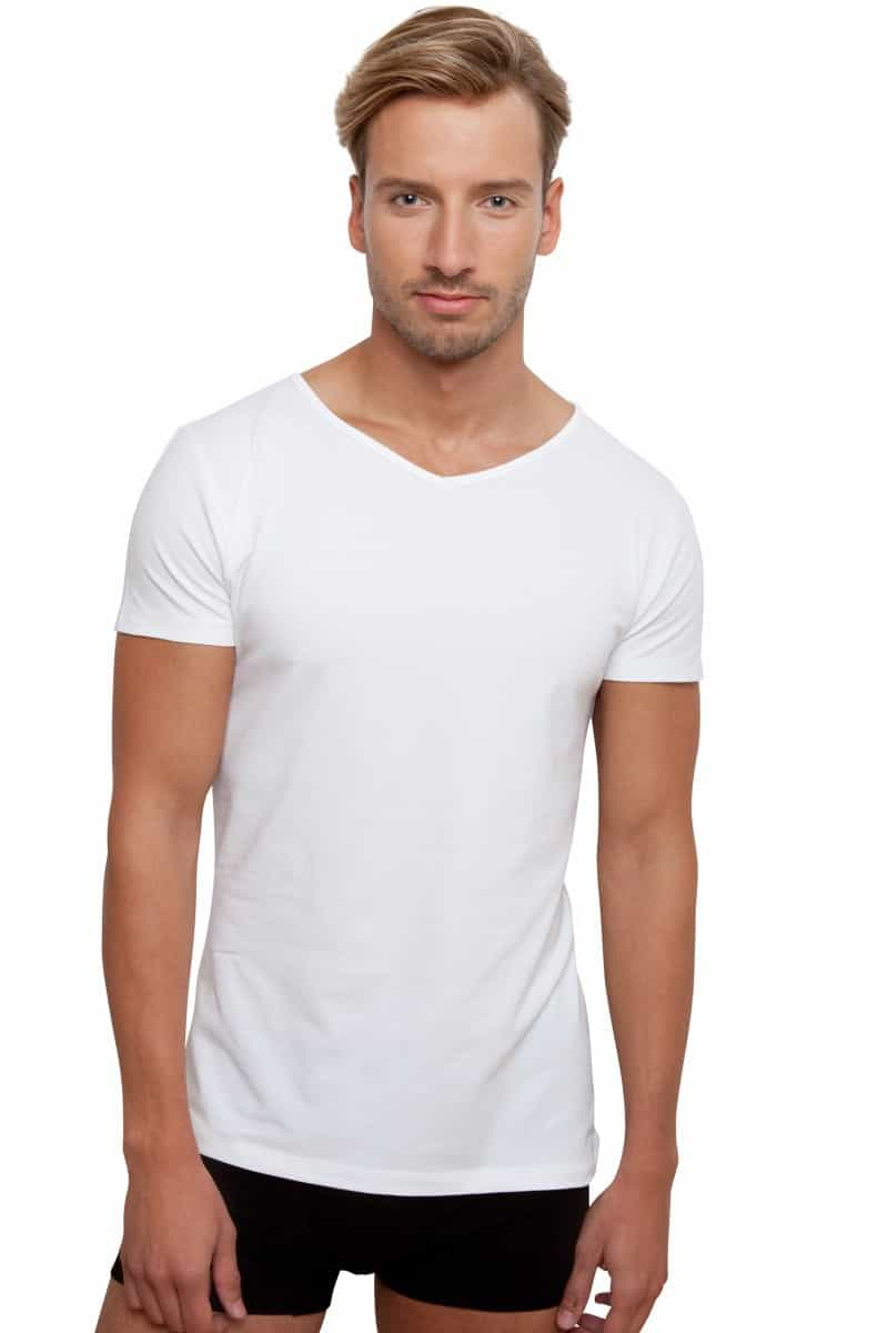 Basic T-Shirt Unterziehshirt oder cooles Freizeitshirt   Schaufenberger 7de7a322ef